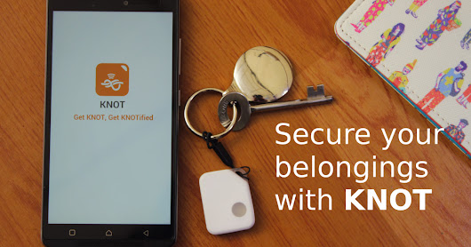KNOT: The Most Affordable & Versatile BLE Tracker