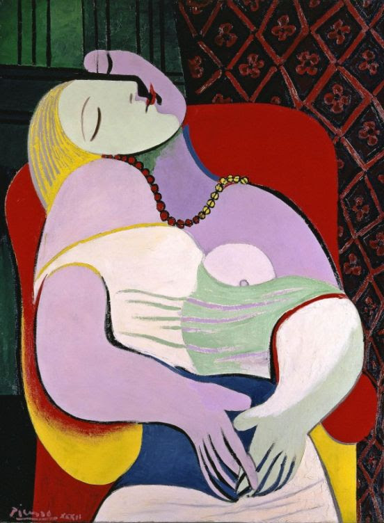 Picasso, The Dream