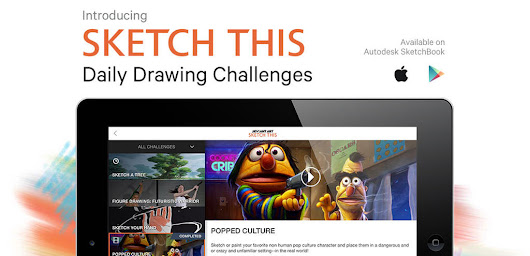 Introducing Sketch This: Daily Drawing Challenges