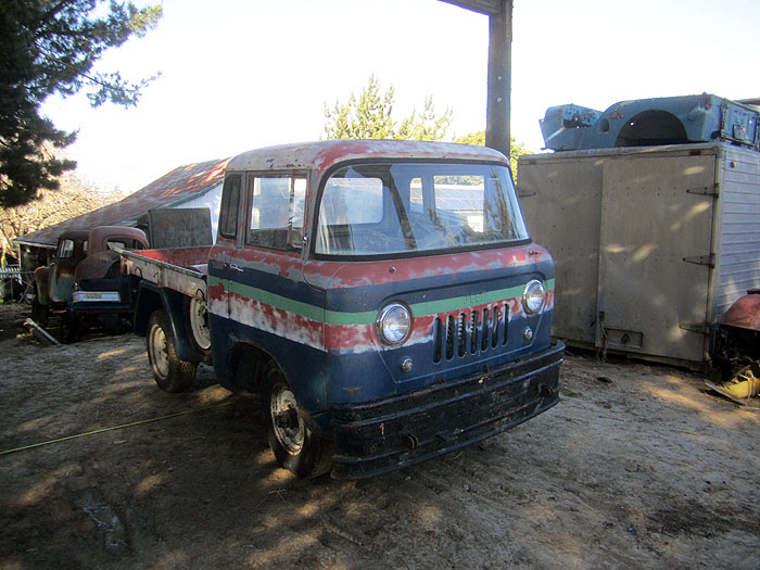 Forward Control Jeep01