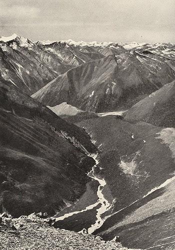 glacier down