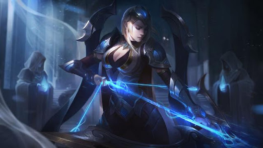 Buy Championship Ashe and raise money for charity | League of Legends