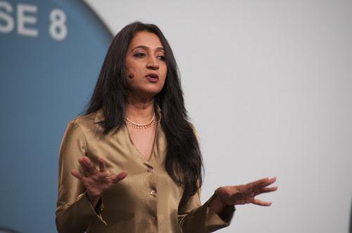 Nandini Ramani, Java Strategy Keynote, JavaOne 2013 San Francisco
