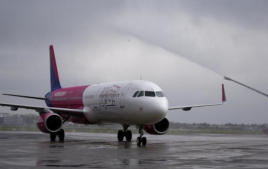 Frankfurt Airport steps up low-cost drive with Wizz Air routes