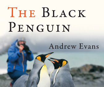 The Black Penguin by Andrew Evans