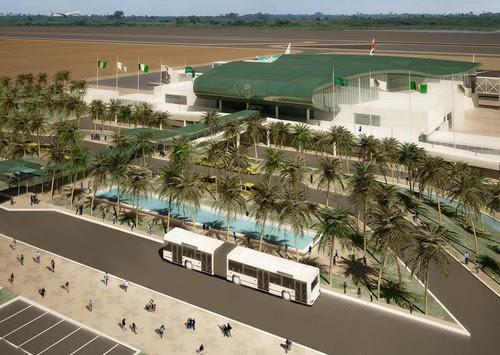 Uyo's new Ibom International Airport Terminal