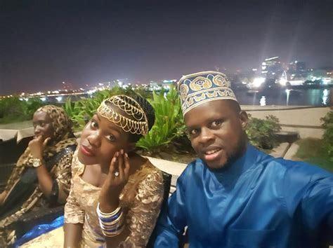 Wedding photos: Faridah Nakazibwe gets hitched in UAE