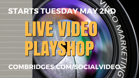 Video Invitation to a Breakthrough in Your Video Marketing & Video Presence