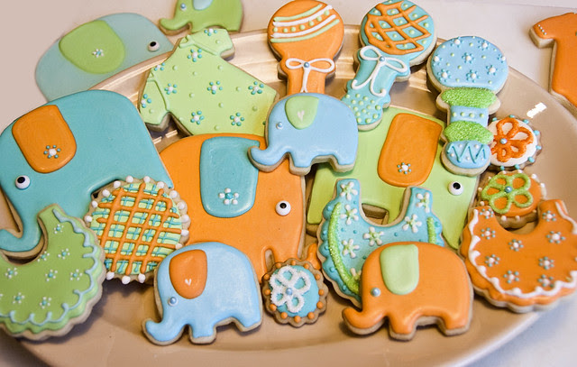 babyshower-number2-cookies