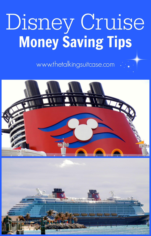Disney Cruise Money Saving Tips