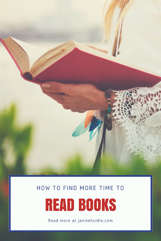 7 Ways to Find More Time to Read - Confessions of a Mommyaholic