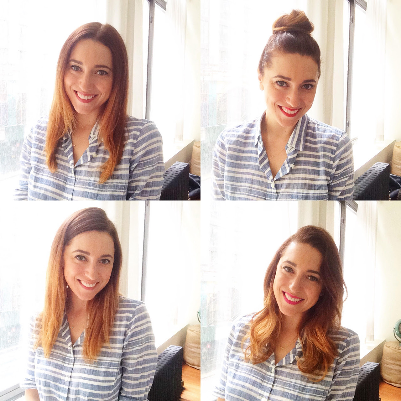 4 Simple Ways To Style Your Hair My Style Pill