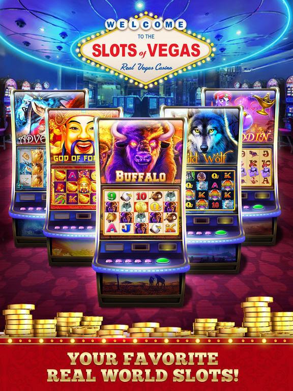 Slots of vegas casino login