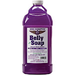 Wash Wax ALL Belly Soap - Aircraft Belly Cleaner, 1/2 Gallon