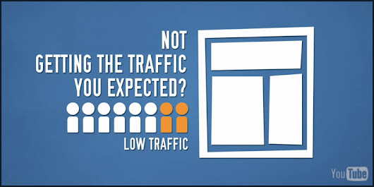 Not Getting the Traffic You Expected? Watch our SEO Video!