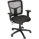 Black Mesh Back Synchro-Tilt Task Chair