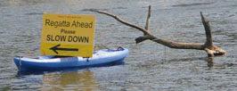 Thames signage