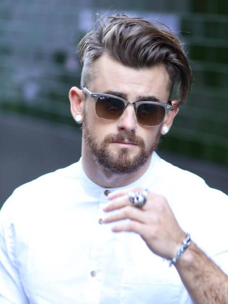 5 Men's Hairstyles for Spring/Summer 2015 - Part 3