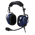 GCA-4YB Blue Children's Headset