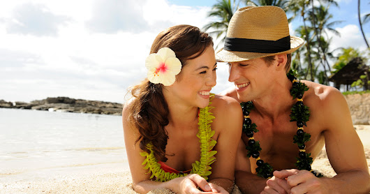 Enter to win a fairy tale wedding or vow renewal in Hawaii