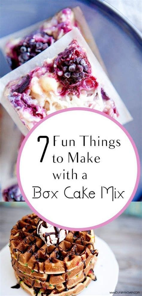 Best 25  Box cake mixes ideas on Pinterest   Making a cake