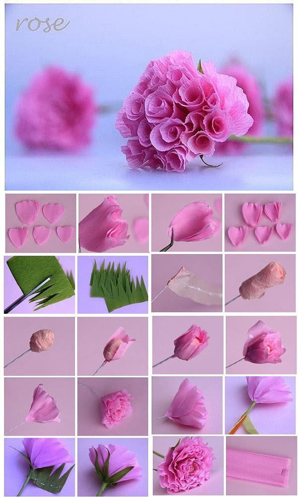 Origami Flower! : 13 Steps (with Pictures) - Instructables   1001x600