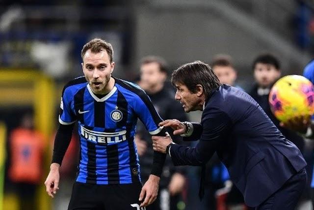 Inter Milan Buka-bukaan Soal Alasan Ingin Melepas Christian Eriksen