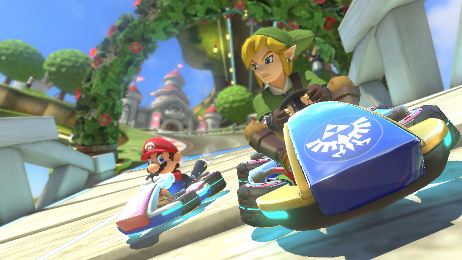Mario Kart 8 Wallpaper 1920x1080 52521