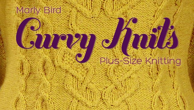 Curvy Knits online Craftsy class with designer Marlaina Marly Bird