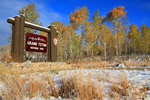 IMG_1416 Entrance Sign, Grand Teton NP