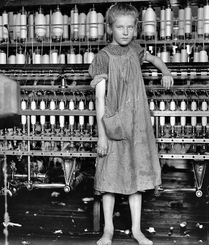 Ser criança no início do Século XX não era nada fácil 15