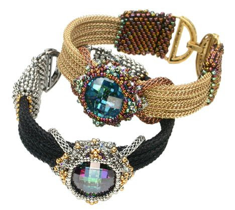 Cynthia Rutledge Beadwork & Workshops - La Dolce Vita Bracelet Workshop