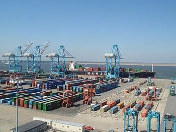 Port of Virginia's Norfolk International Termi...