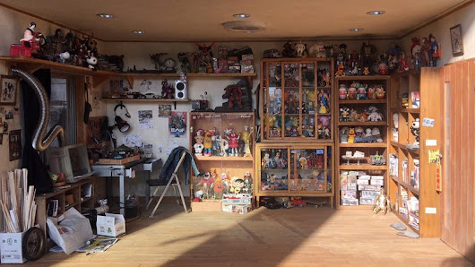 This Is Not A Geek's Room, But An Incredible Diorama