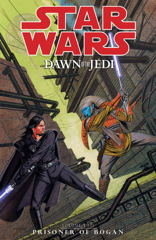 Star Wars: Dawn of the Jedi, Vol. 2 — Prisoner of Bogan
