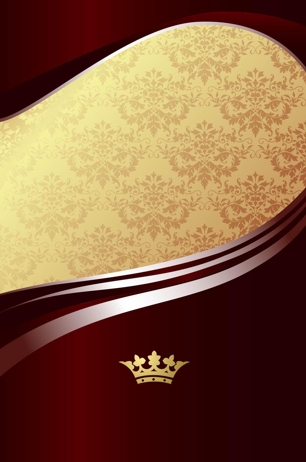 Royal Poster Template Design Vector Art & Graphics ...