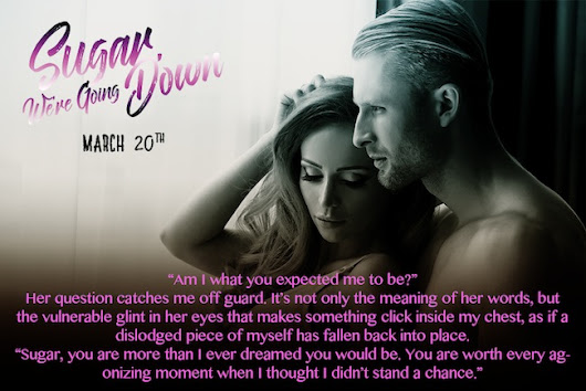 ♥Giveaway & Excerpt♥ Sugar, We're Going Down  M.H. Soars