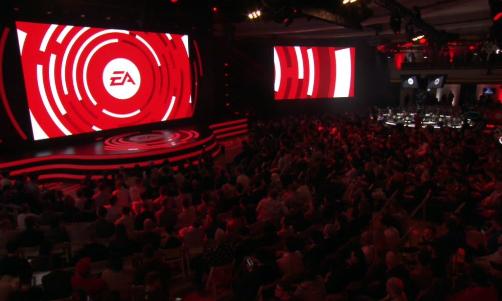 Everything that happened at EA's okay E3 2017 press conference screenshot