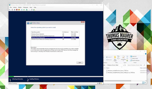 Windows Server 2019 released, get it now! - Thomas Maurer
