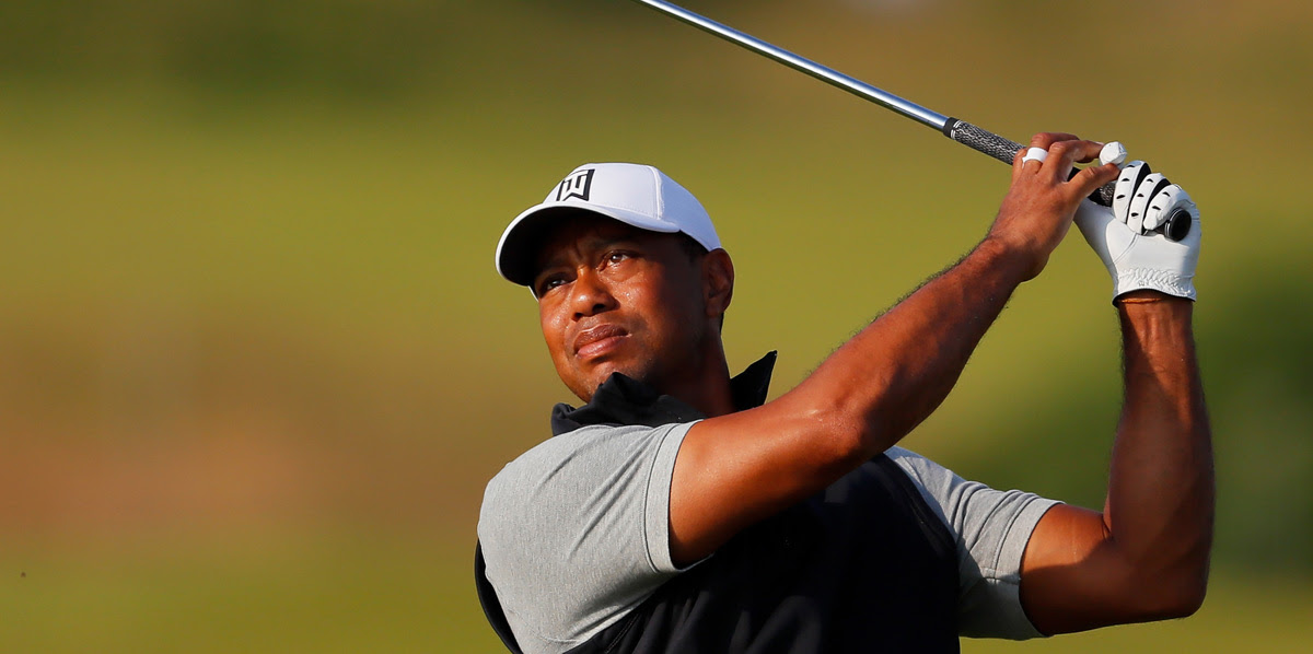 Tiger Woods Accident Today / Tiger Woods Injured In ...