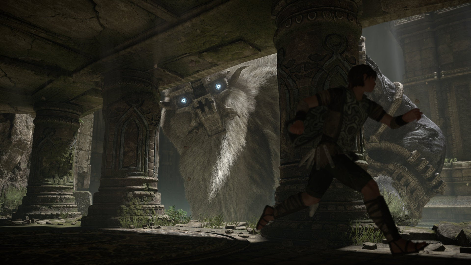 Shadow Of The Colossus A Novice S Review Of The Remaster Shadow