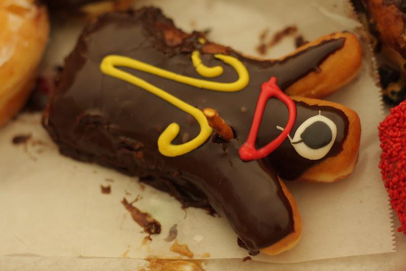 voodoo vegan doughnuts!