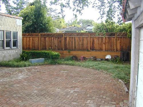 backyard pre-remodel