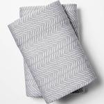 Jersey Pillowcase - (Standard) Gray - Room Essentials