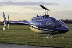 G-VJMJ - 1970 Agusta built Jet Ranger II - ex G-PEAK