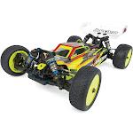 Team Associated ASC90028 RC10 B74.1D 4WD 1/10 Team Buggy Kit