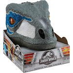 Jurassic World Chomp 'N Roar Mask Velociraptor Blue
