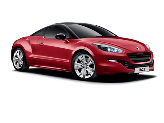 Peugeot reveals new RCZ Red Carbon edition