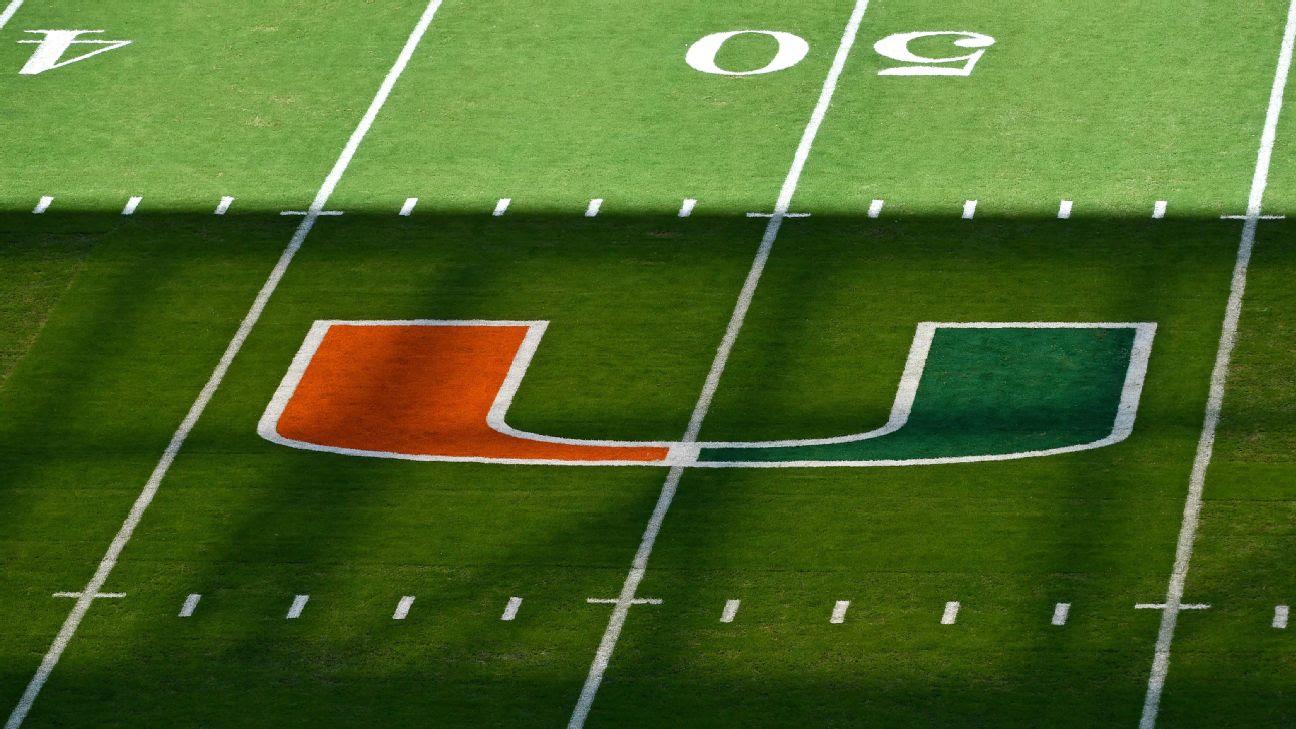 Miami Hurricanes S Avantae Williams suspended after domestic violence arrest
