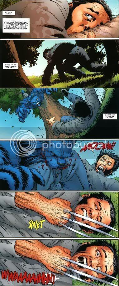 James vs o Urso Azul